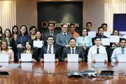 INSAFORP y el Banco CUSCATLAN lanzan programa para el Primer Empleo de jóvenes en la industria financiera