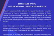 En Insaforp celebramos 27 años de formar a los salvadoreños